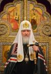 Патриарху Кириллу 20 ноября исполнилось семьдесят лет