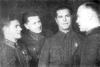 Окруженец в отряде чекистов