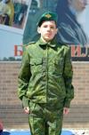 Военно-патриотическое детское объединение «Димитровец»