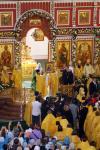 Визит Патриарха Кирилла на Дальневосточную землю