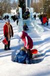 Зима с Виктором Ивановичем Тарасовым