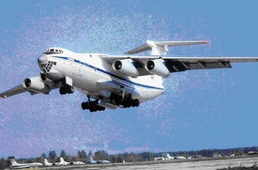 Как экипаж Ил-76 угнал собственный самолет и спасся из плена