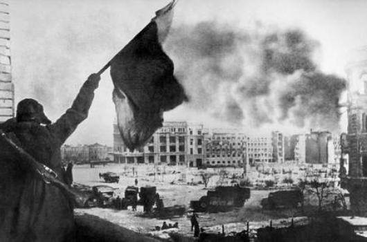 Сталинград – последний рубеж