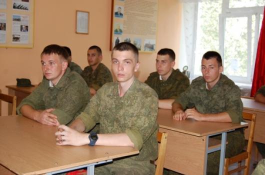 … И стали сержантами запаса
