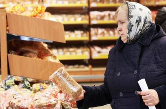 Россию кормят «скотским хлебом»